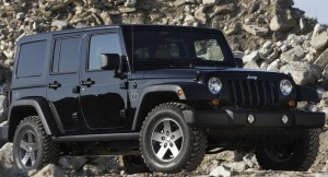 2011 Jeep Wrangler Call of Duty: Black Ops Edition Has Arrived |