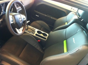 Green With Envy Interior